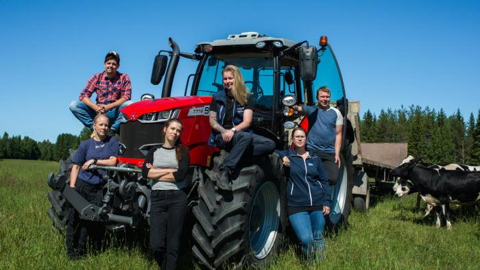 Styrelsen för LRF Ungdomen Västerbotten 2020