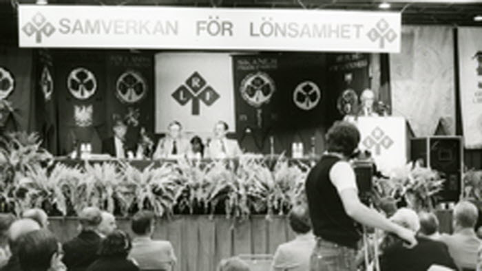 LRF hade till en början många fullmäktige men genom åren har 400 fullmäktige krympt till 150.