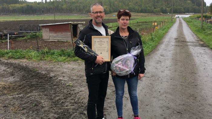 Årets nötköttsföretag - Gävleborg 2017