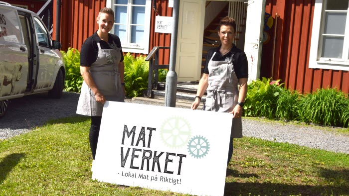 Matverket gårdsbutik Camilla Jonsson Hanna Hokkanen