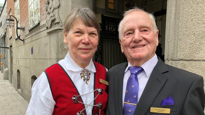 Ingrid och Knut Bengtsson