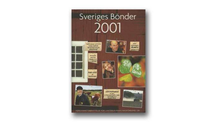 LRF årskrönika 2001