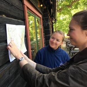 Agnes Smedberg och Kajsa Thomsson, LRFs juridiska vägledare