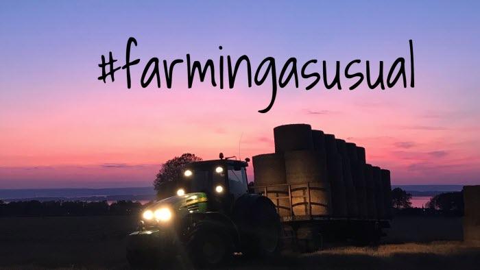 farming as usual