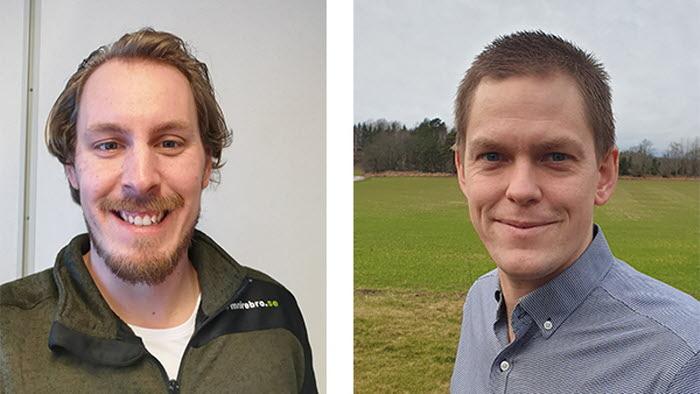 Erik och Fredrik föreslås till regionstyrelsen