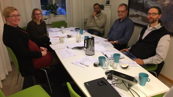 Dialogmöte Skogsstyrelsen Halland