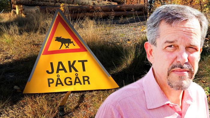Anders Wetterin positiv till Naturvårdsverkets förslag om ökad jakt