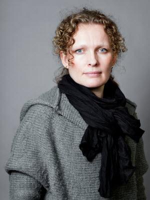 Erica Lindberg, chef för LRF Häst. Foto: Johanna Norin