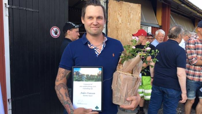 Årets nötköttsföretagare 2019 kronoberg
