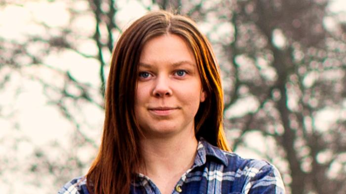 Emma Svensson, bild till Hallands nyhetsbrev 20200214