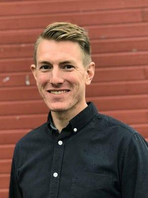 Andreas Bergmark, regionstyrelseledamot LRF Västerbotten