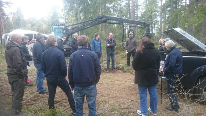 Den 4 oktober bjöd Söderköpings kommungrupp ut politiker i verkligheten