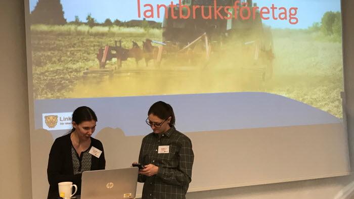 Infoträff om miljötillsyn hos lantbruksföretag i Linköpings kommun