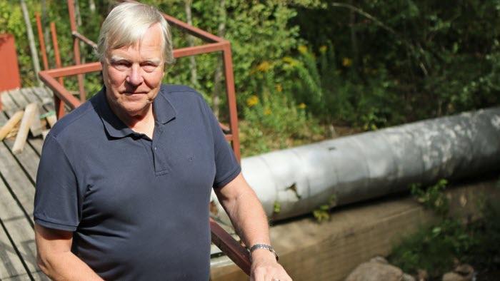 Bertil Forsberg, Västra Emtervik