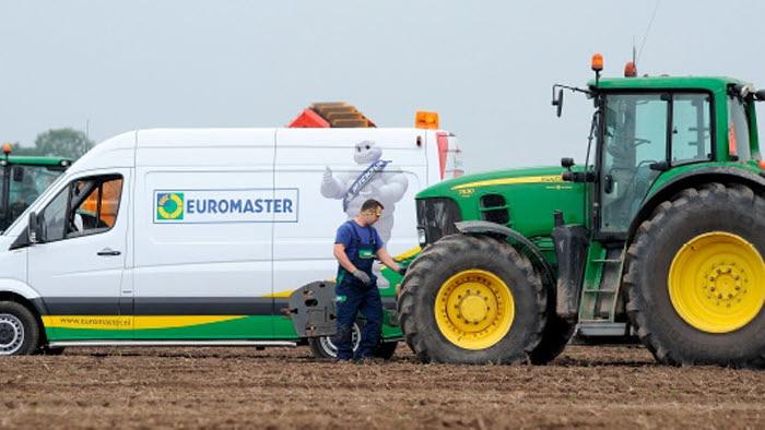 Euromaster, rabatt, radodlingshjul, traktordäck