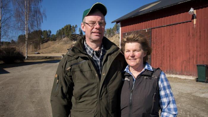 Lars och Kerstin Kårén