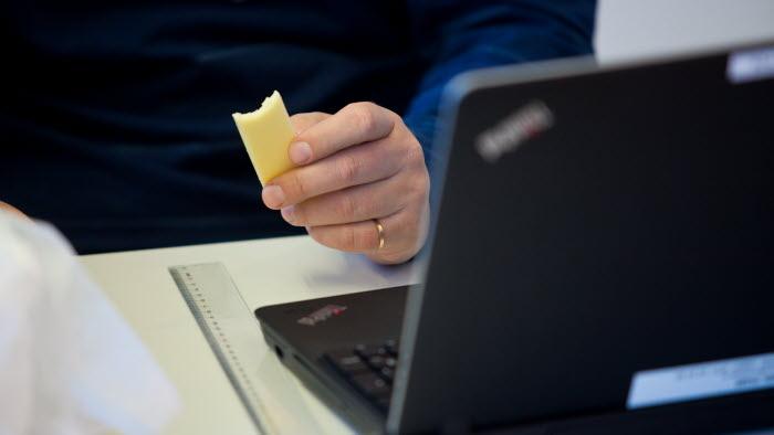 Referensbedömning av ost