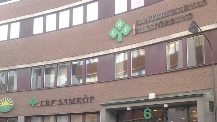 Så var det åter dags för två dagars överläggningar på LRF i Stockholm!