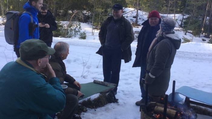 Skogsdag, politiker,  Södertälje kommungrupp
