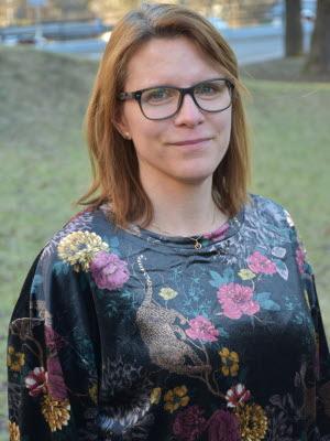 Sofia Backéus, LRF Skogsägarna