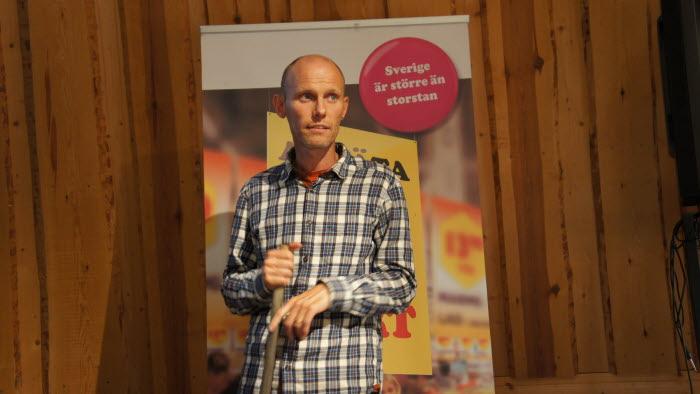 Björn galant, äganderättsexpert LRF riks