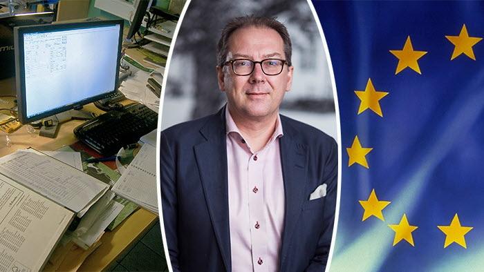 Anders Holmestig med flera skriver på Altinget debatt om problemet med svensk överimplementering av EU-regler