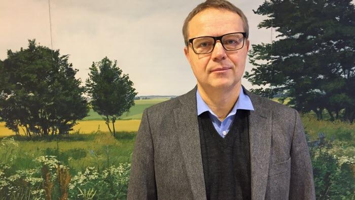Thomas Bertilsson, enhetschef Äganderätt och Näringspolitik