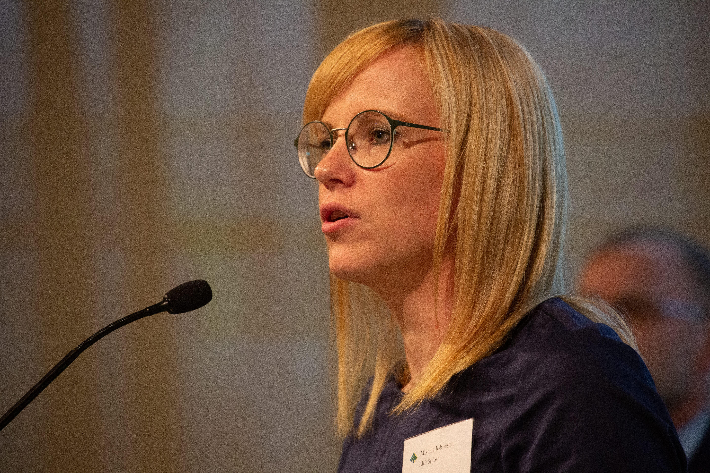 Mikaela Johnsson väljs in i riksförbundsstyrelsen