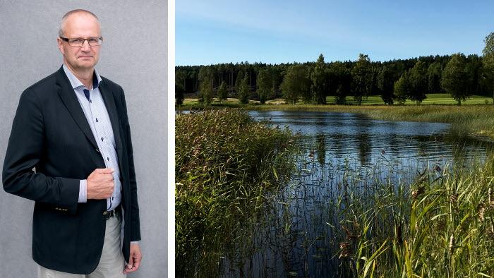 Palle Borgström om vattendirektivet