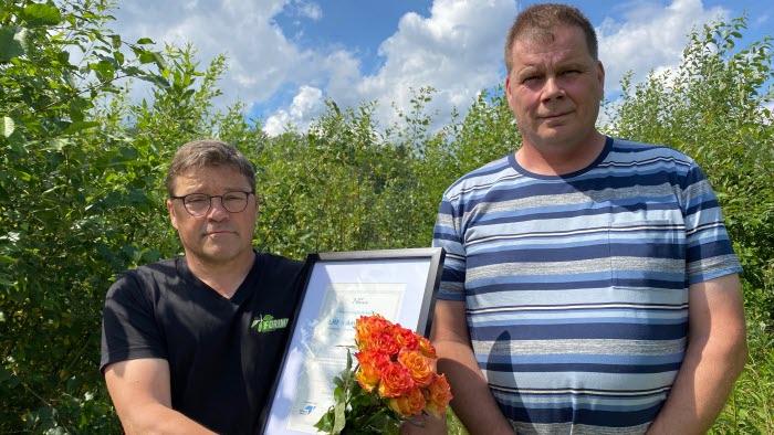 Eric Gäverth och Torbjörn Olsson