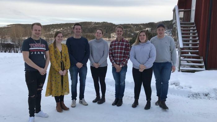 LRF Ungdomen Värmlands styrelse efter val 2018
