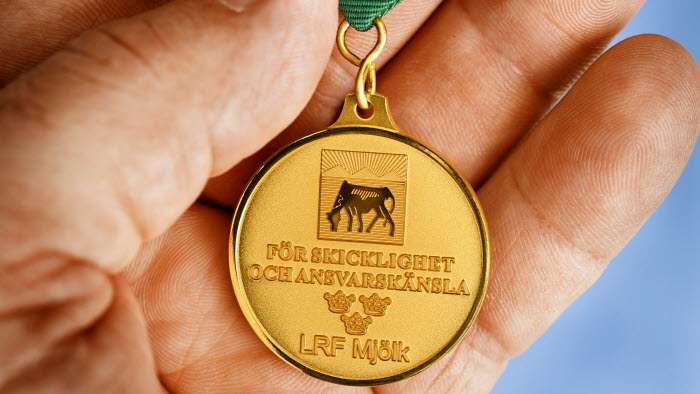 LRF Mjölks Guldmedalj
