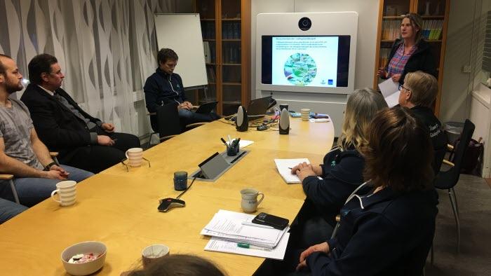 Träff för förtroendevalda i Gävleborg