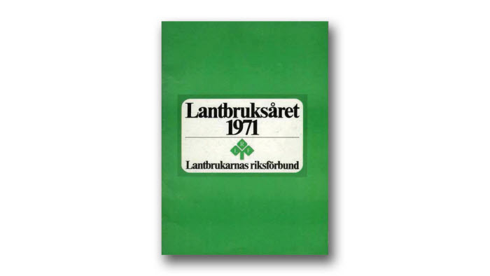 LRF årskrönika 1971