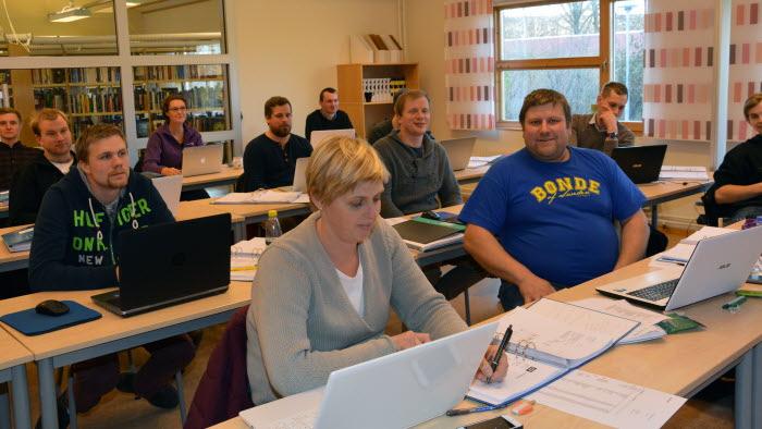 Ekonomikurs Munkagårdsskolan Halland