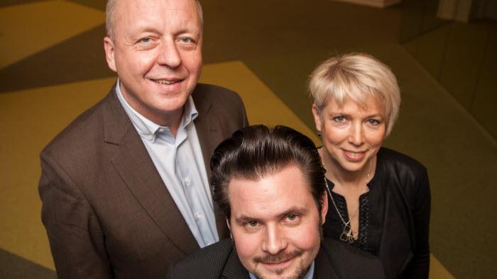 Anders Källström, Nils Björid, Helena Jonsson