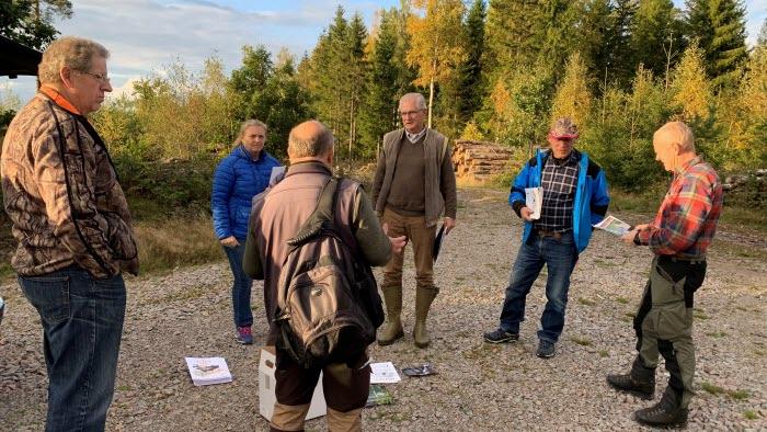 LRF Östergötland träffar jägarorganisationerna för att prata samförvaltning klövvilt