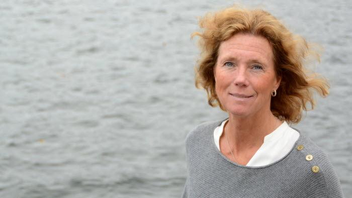 Helena Silvander, vd Tillväxtbolaget