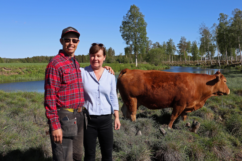 Åbrånets Limousin, Årets nötköttsföretag Västerbotten 2020
