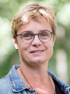 Kristina Bengtsson, facklig representant för Union i LRFs riksförbundsstyrelse