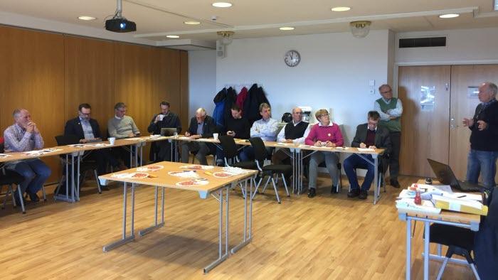 Kommungruppslyft i Helsingborg