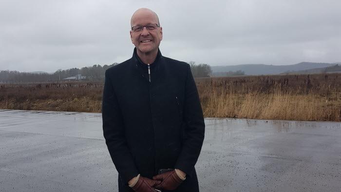 Magnus Oscarsson, riksdagspolitiker, kd