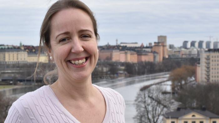 Victoria Thuillier, hållbarhetsexpert LRF Mjölk