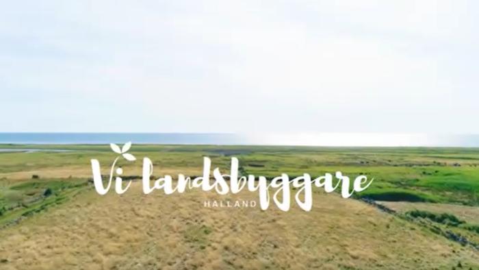Skärmdump av klipp Vi Landsbyggare Halland
