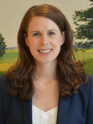 Emma Berglund, ansvarig för samhällskontakter på LRF Skogsägarna