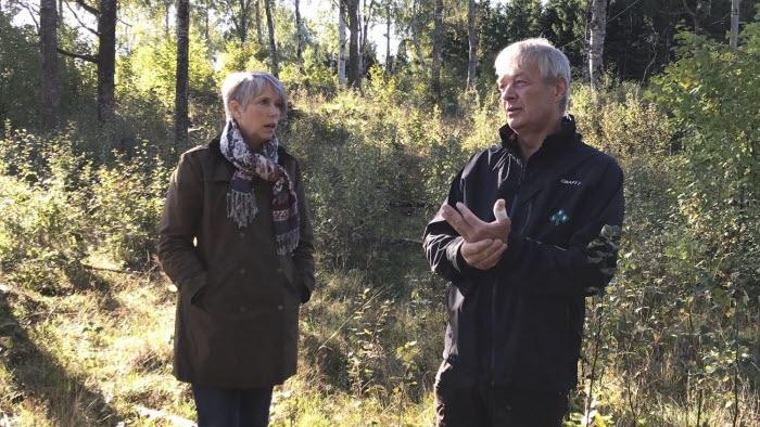 Helena Jonsson och Anders Friberg