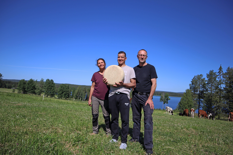 Integrationsutmärkelse till Svedjan Ost