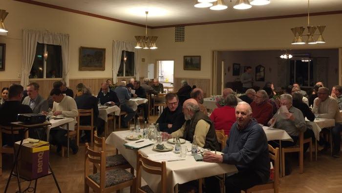 Årsmöte Vara kom grp 2019