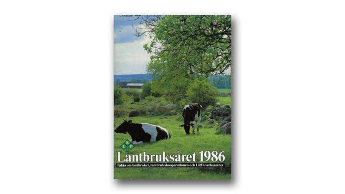 LRF årskrönika 1986