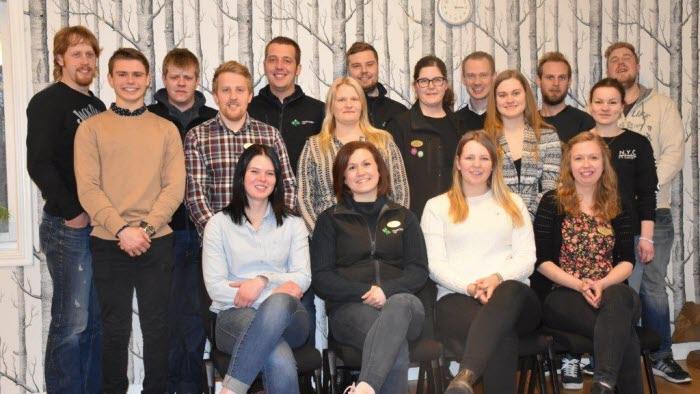 LRF Ungdomens ungdomsstyrelser Västra Sverige